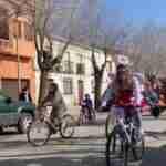 """Solidaridad, deporte y tradición """"pedalean"""" en el V Carnabike 5"""