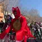 """Solidaridad, deporte y tradición """"pedalean"""" en el V Carnabike 6"""