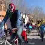 """Solidaridad, deporte y tradición """"pedalean"""" en el V Carnabike 7"""