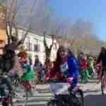 """Solidaridad, deporte y tradición """"pedalean"""" en el V Carnabike 8"""