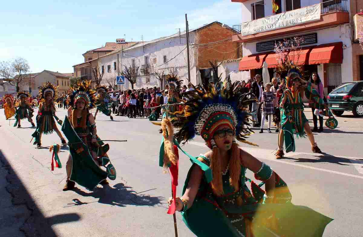 El fin de semana arranca el Carnaval en Villarrubia de los Ojos, y el domingo se esperan 20 grupos para el 30º Desfile Regional 1