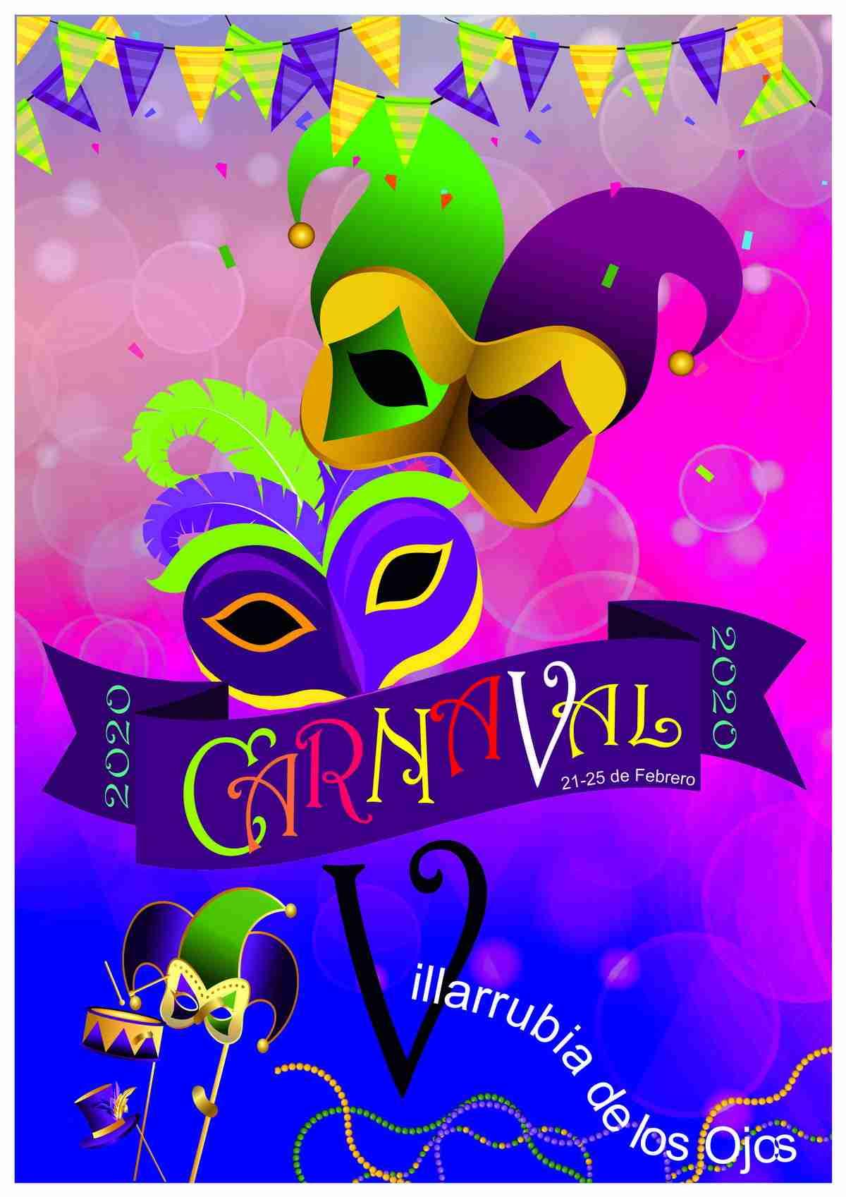 El fin de semana arranca el Carnaval en Villarrubia de los Ojos, y el domingo se esperan 20 grupos para el 30º Desfile Regional 3