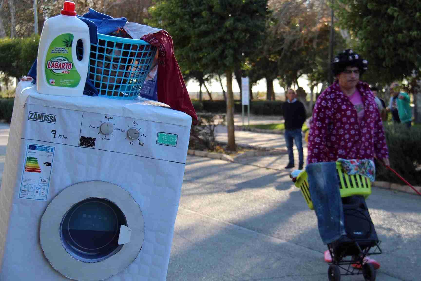 Cinco Casas vive su Carnaval que en 2020 ha contado con mayor participación en el desfile 3