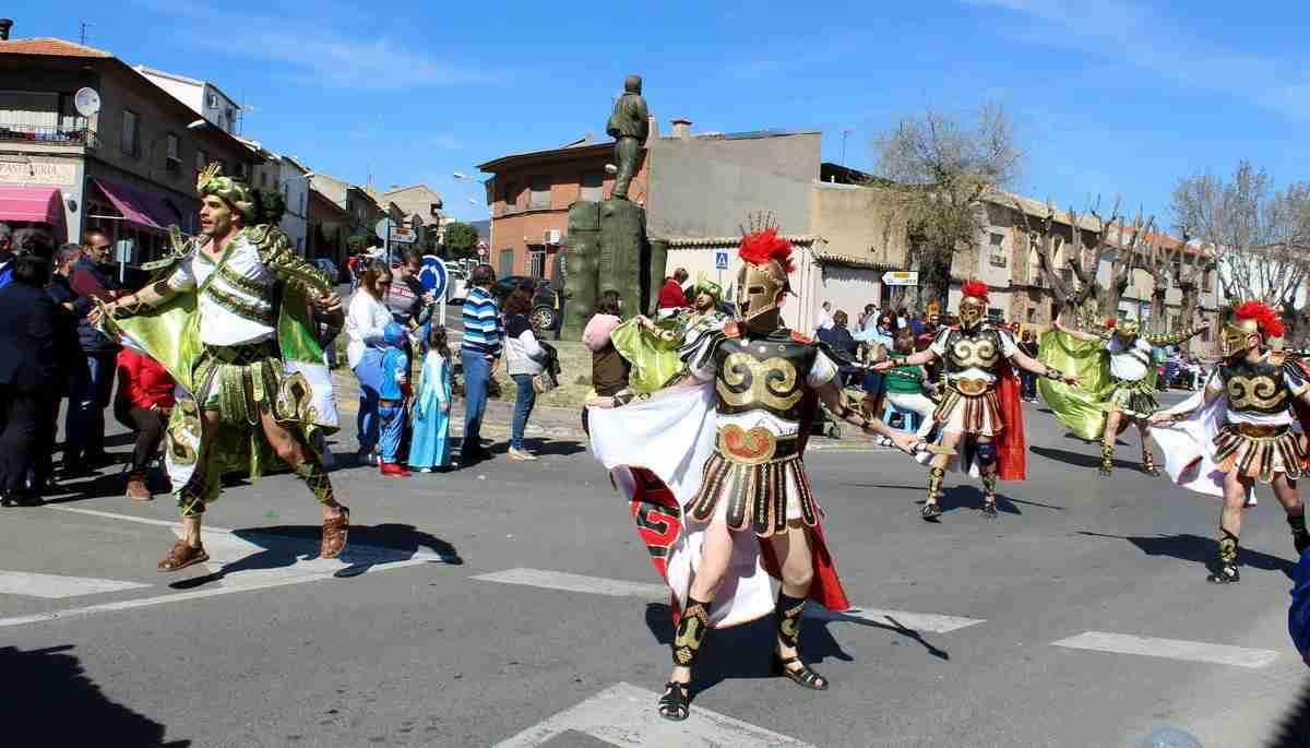 El fin de semana arranca el Carnaval en Villarrubia de los Ojos, y el domingo se esperan 20 grupos para el 30º Desfile Regional 2