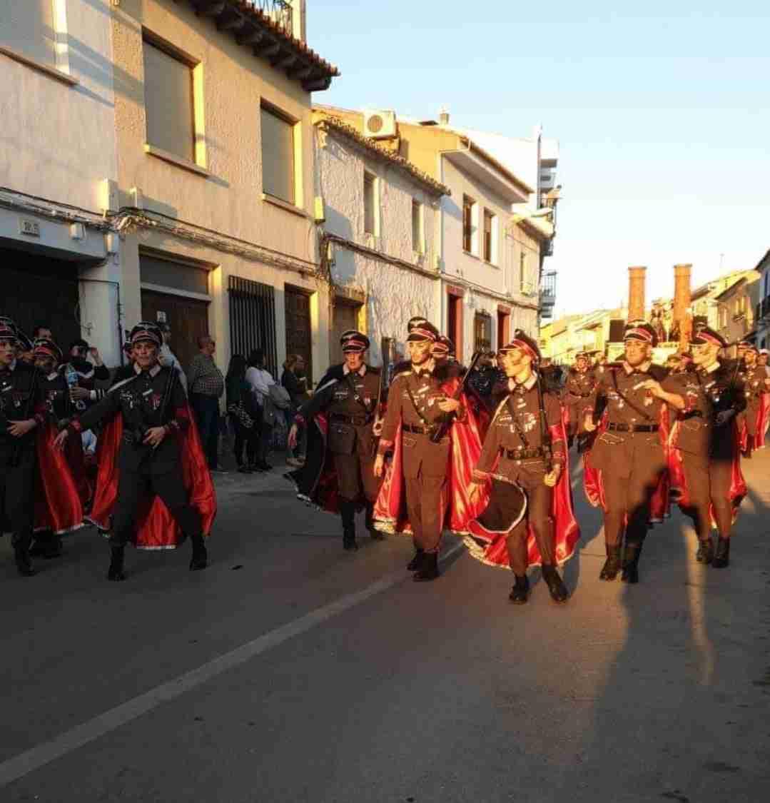 """Polémica por el desfile de """"Holocausto"""" del grupo de Las Mesas en el Carnaval de Campo de Criptana 11"""