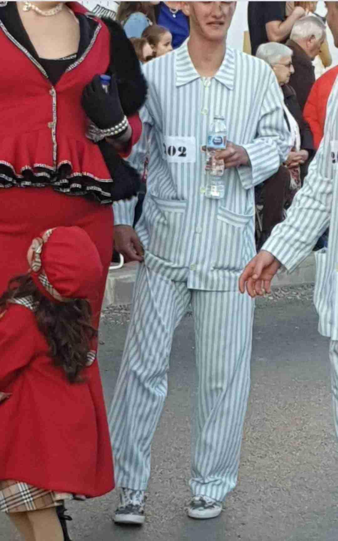 """Polémica por el desfile de """"Holocausto"""" del grupo de Las Mesas en el Carnaval de Campo de Criptana 9"""