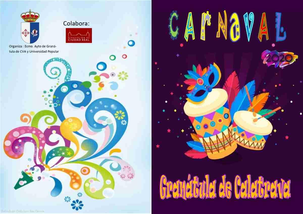 carnaval de granatula de calatrava