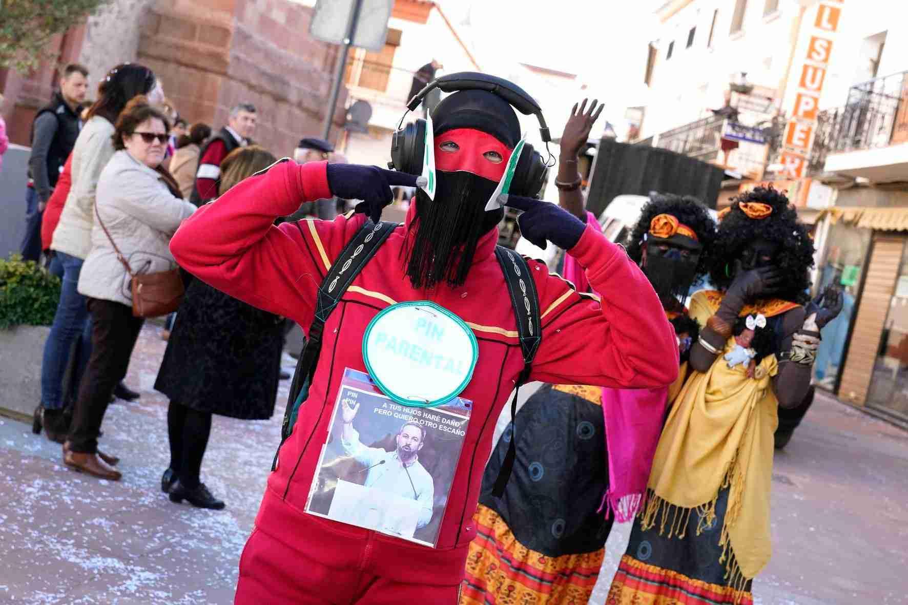 Pasacalles del Carnaval de Herencia 2020 23