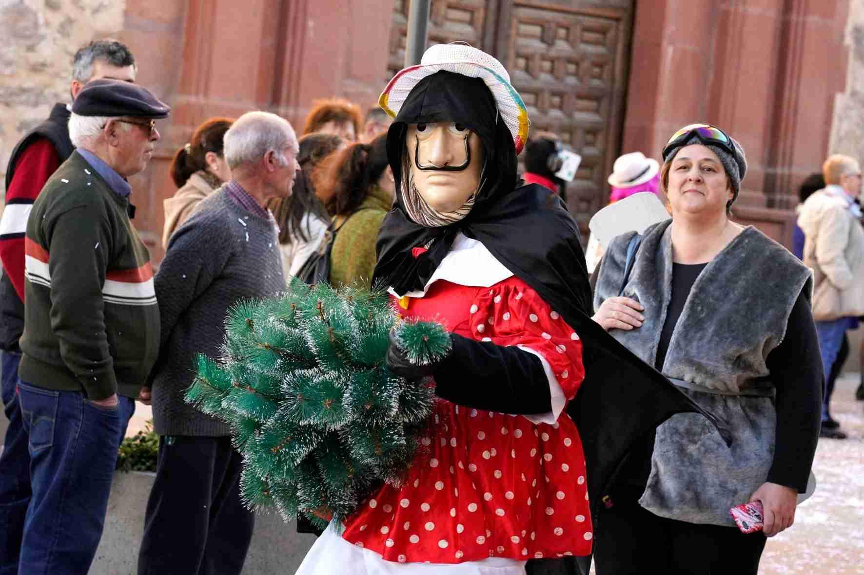Pasacalles del Carnaval de Herencia 2020 24