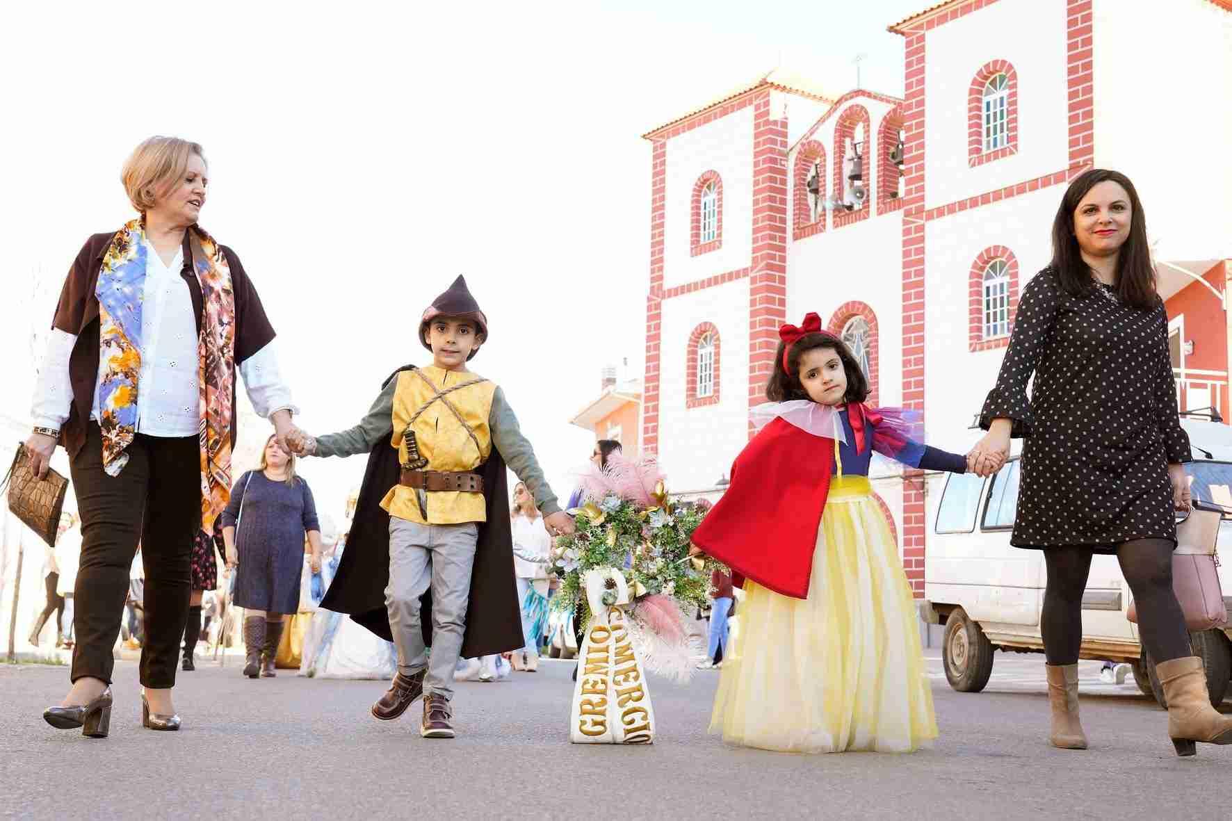 Pasacalles del Carnaval de Herencia 2020 3