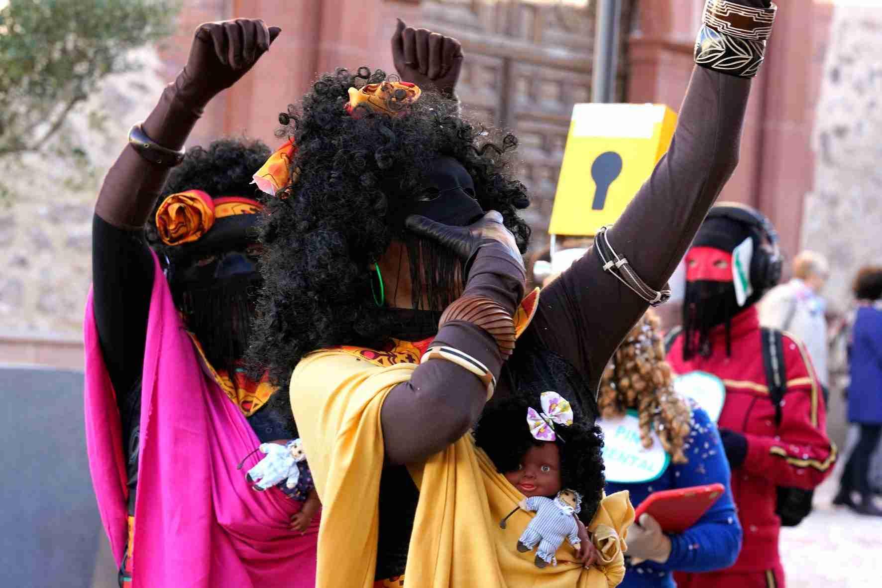 Pasacalles del Carnaval de Herencia 2020 7