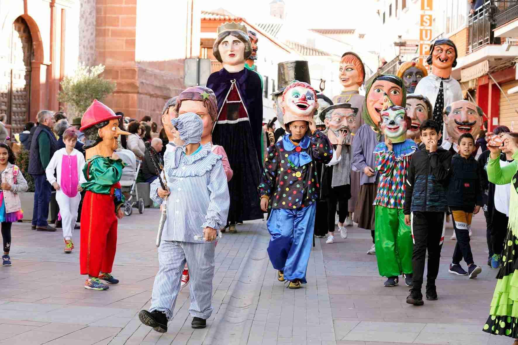 Pasacalles del Carnaval de Herencia 2020 18