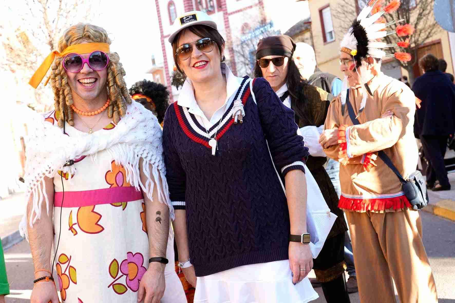 Pasacalles del Carnaval de Herencia 2020 21