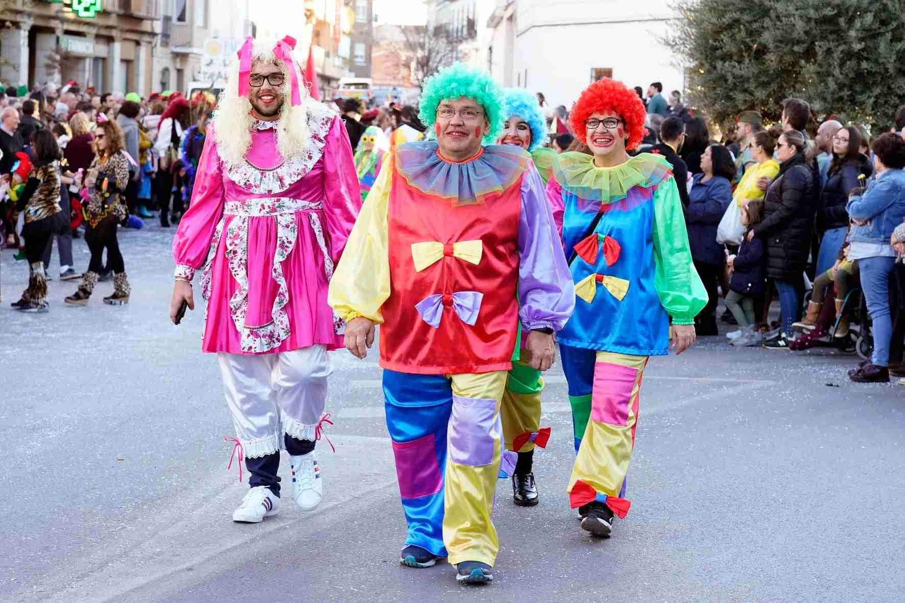 Pasacalles del Carnaval de Herencia 2020 26