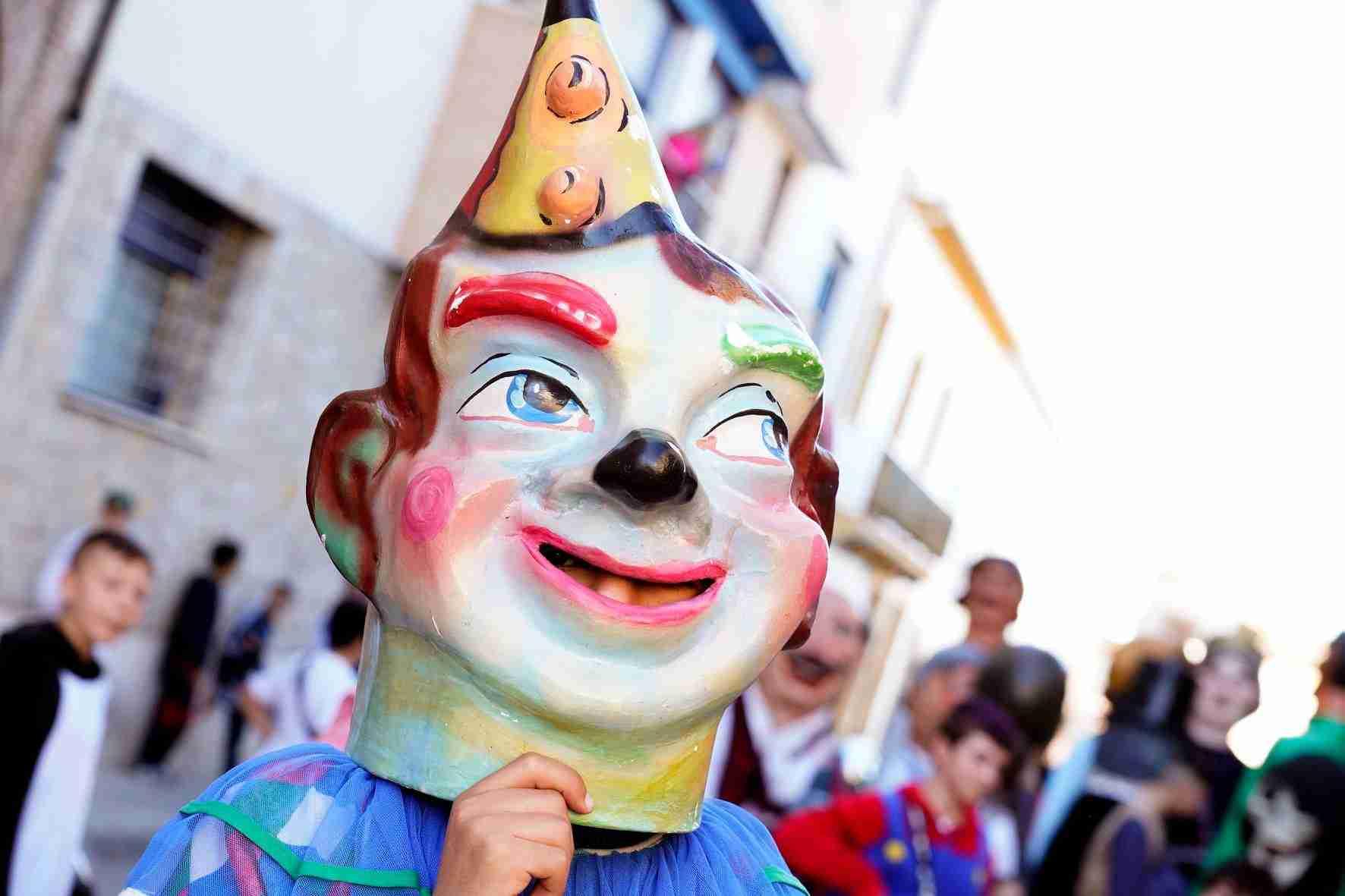 Pasacalles del Carnaval de Herencia 2020 53