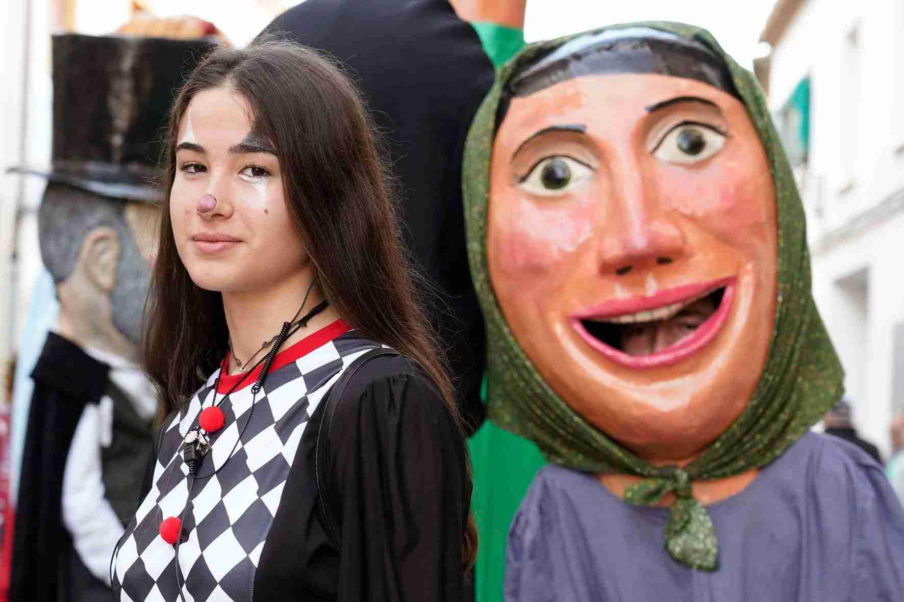 Pasacalles del Carnaval de Herencia 2020 54