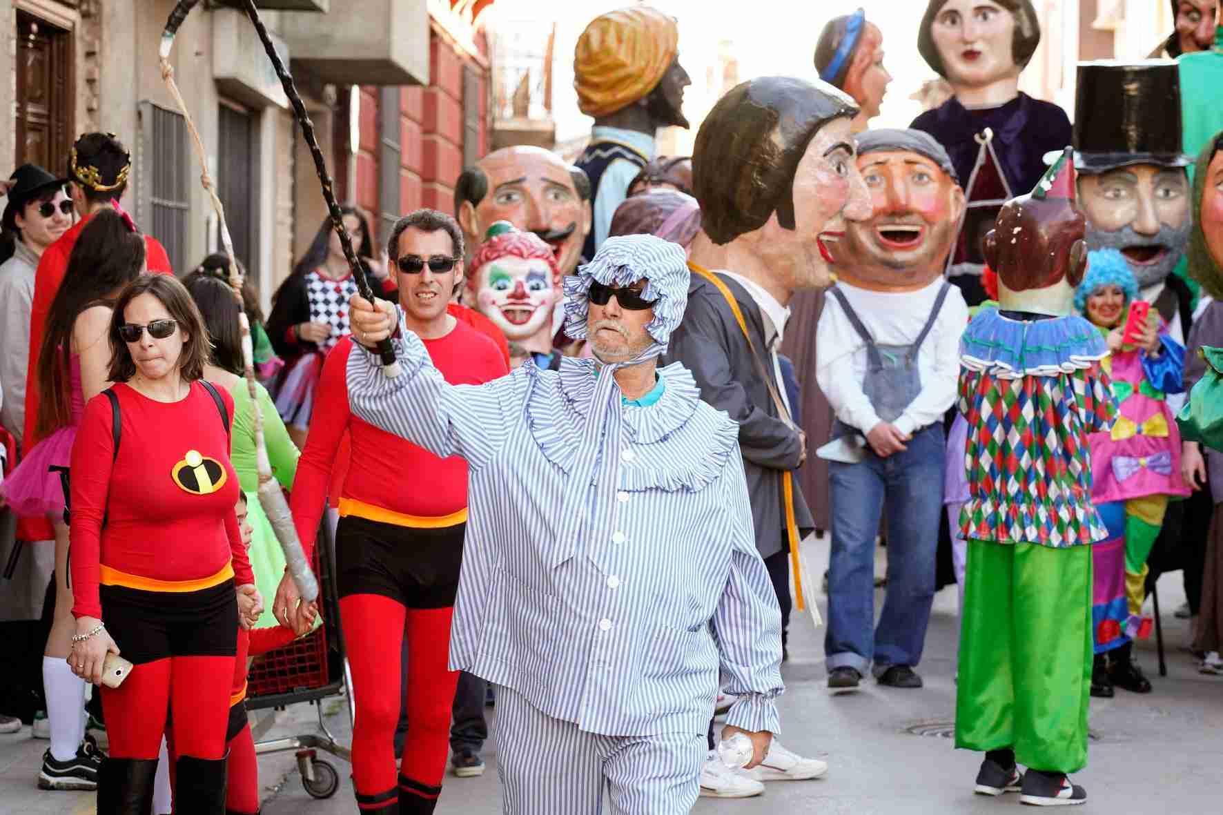 Pasacalles del Carnaval de Herencia 2020 31