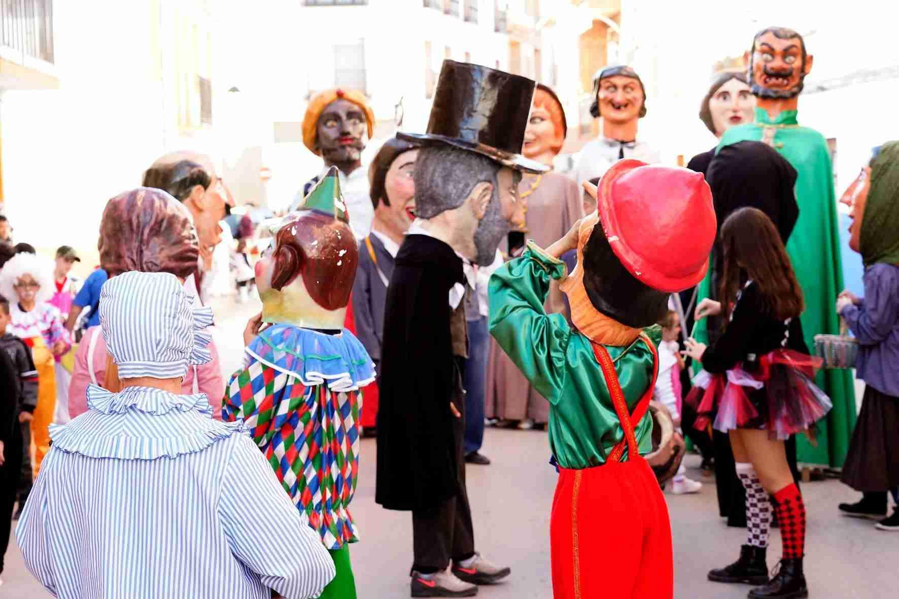 Pasacalles del Carnaval de Herencia 2020 56
