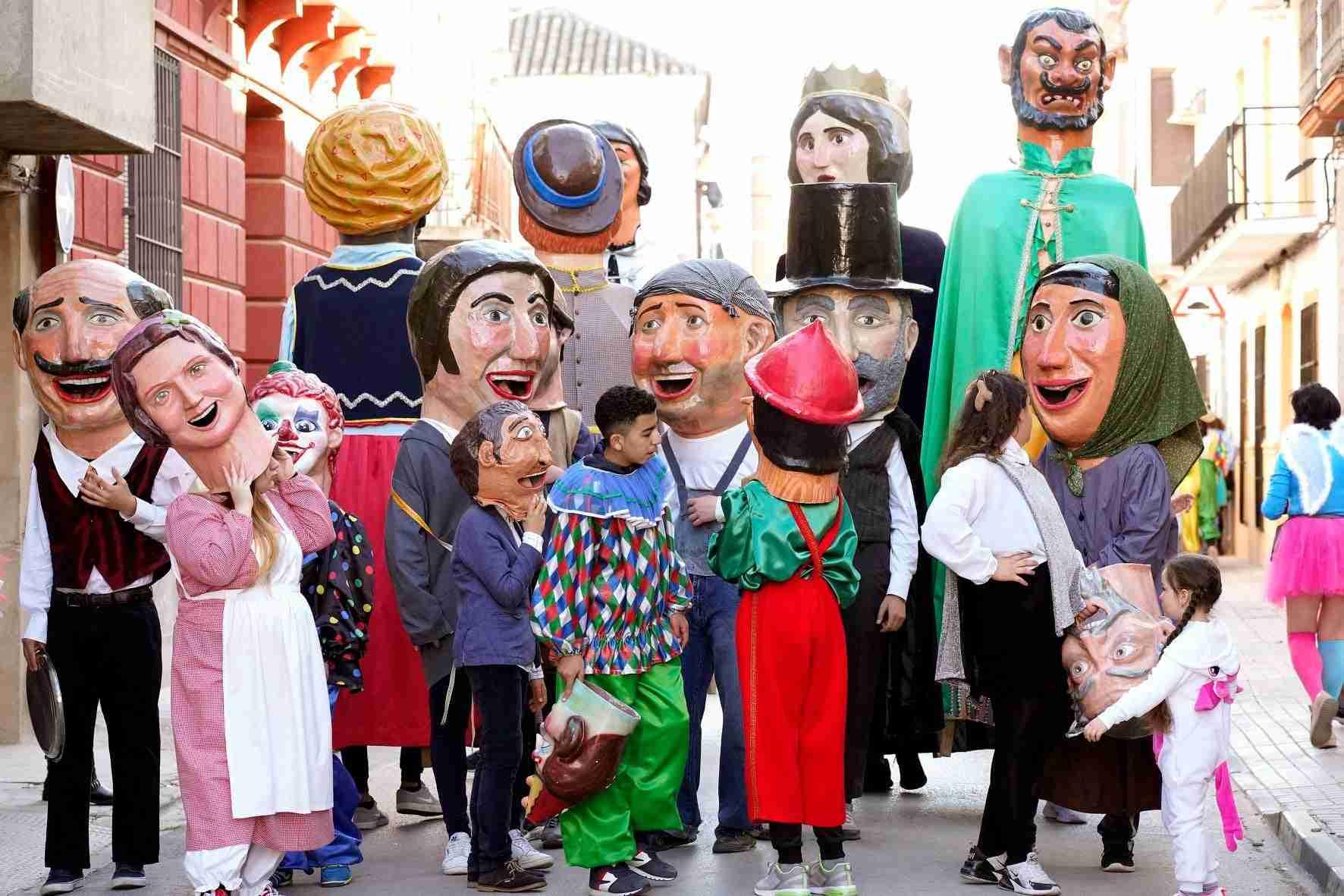 Pasacalles del Carnaval de Herencia 2020 57
