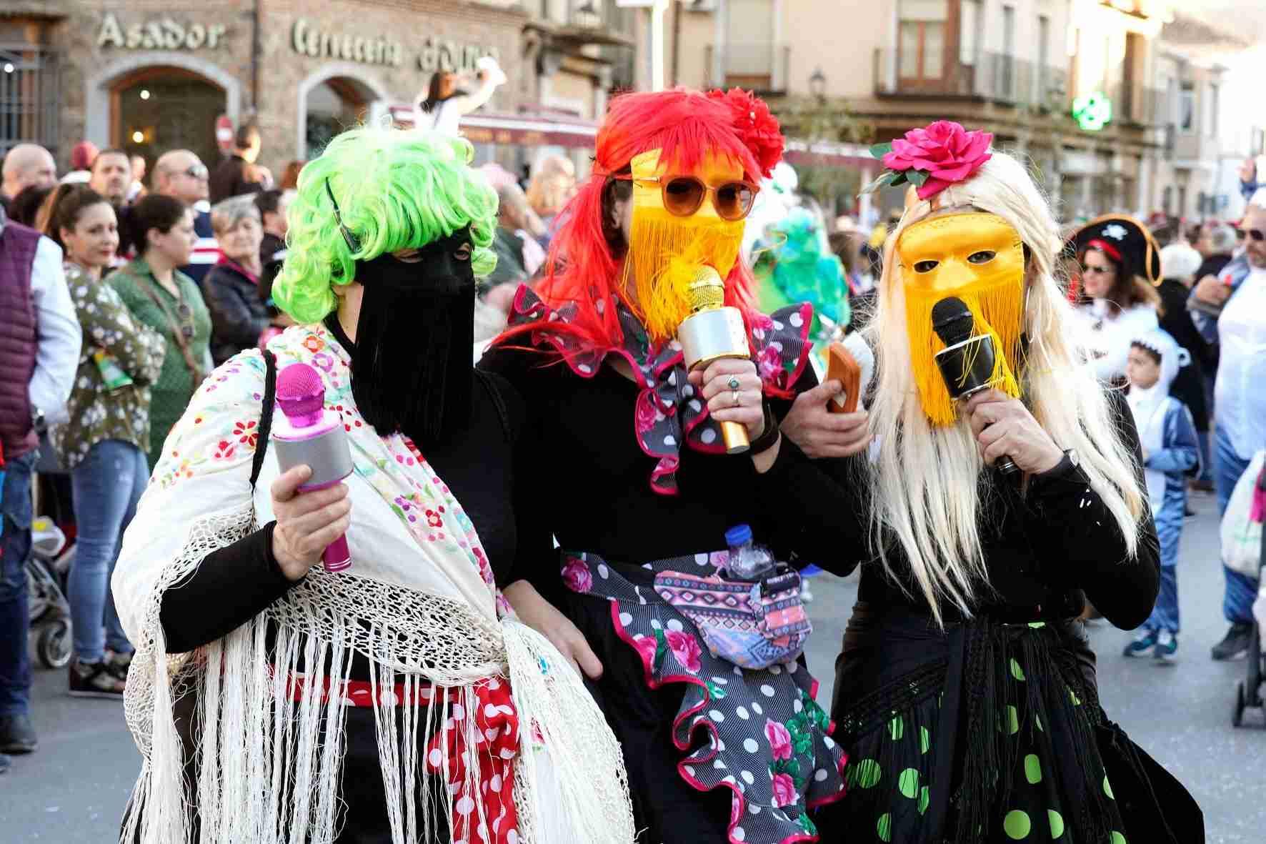 Pasacalles del Carnaval de Herencia 2020 33