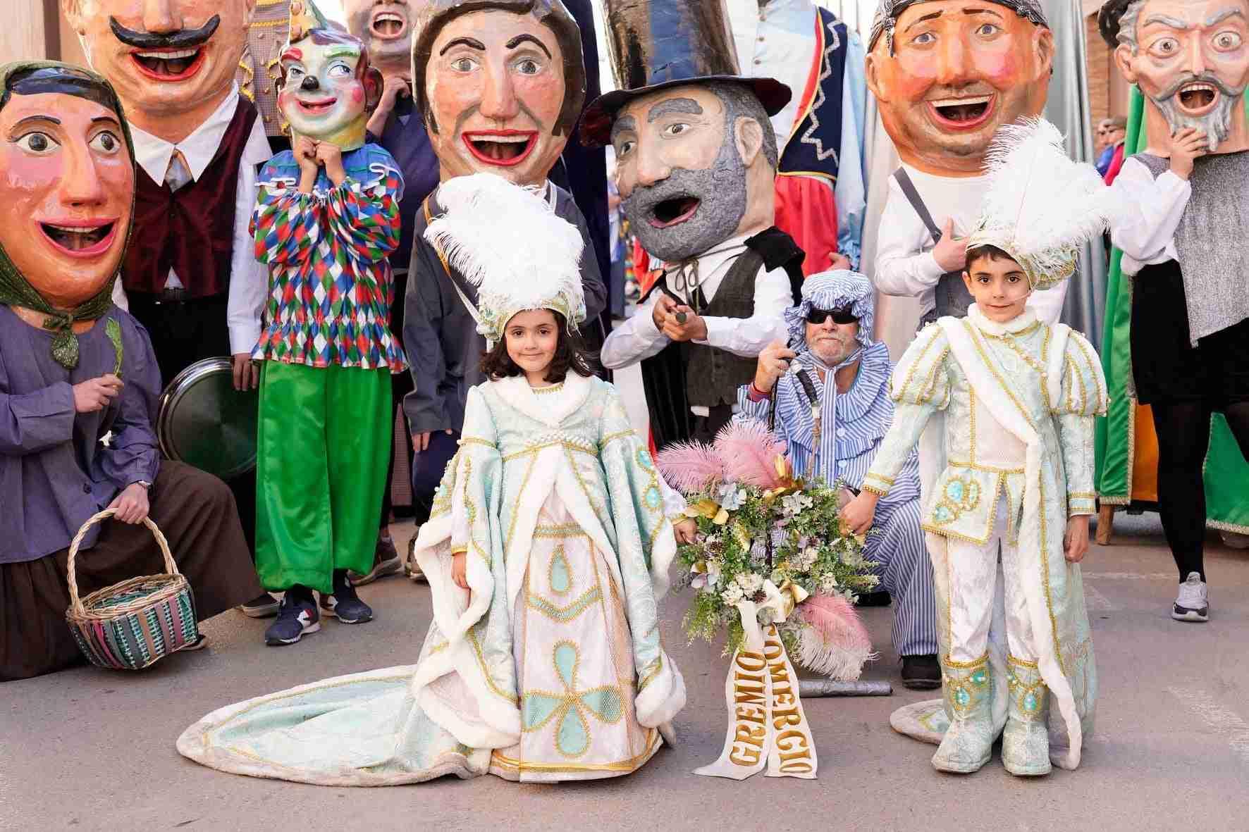 Pasacalles del Carnaval de Herencia 2020 36