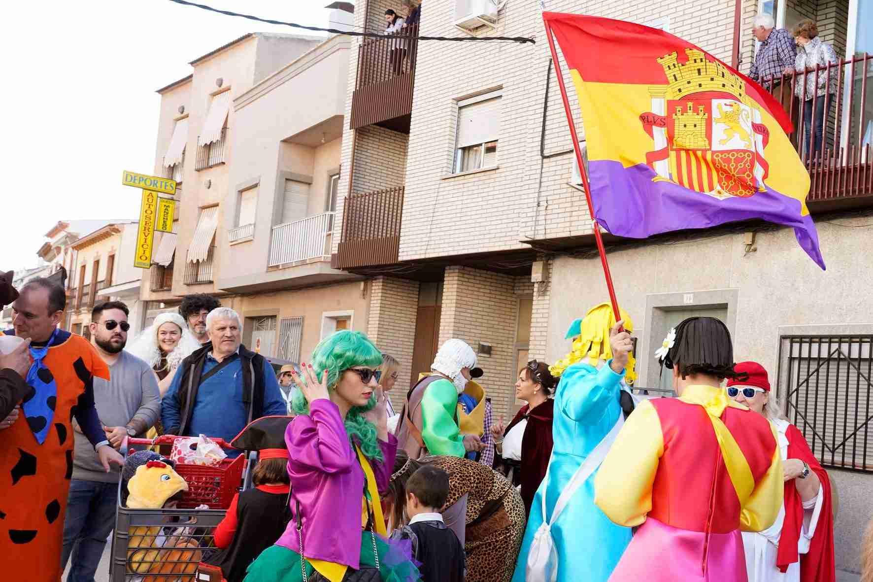 Pasacalles del Carnaval de Herencia 2020 37