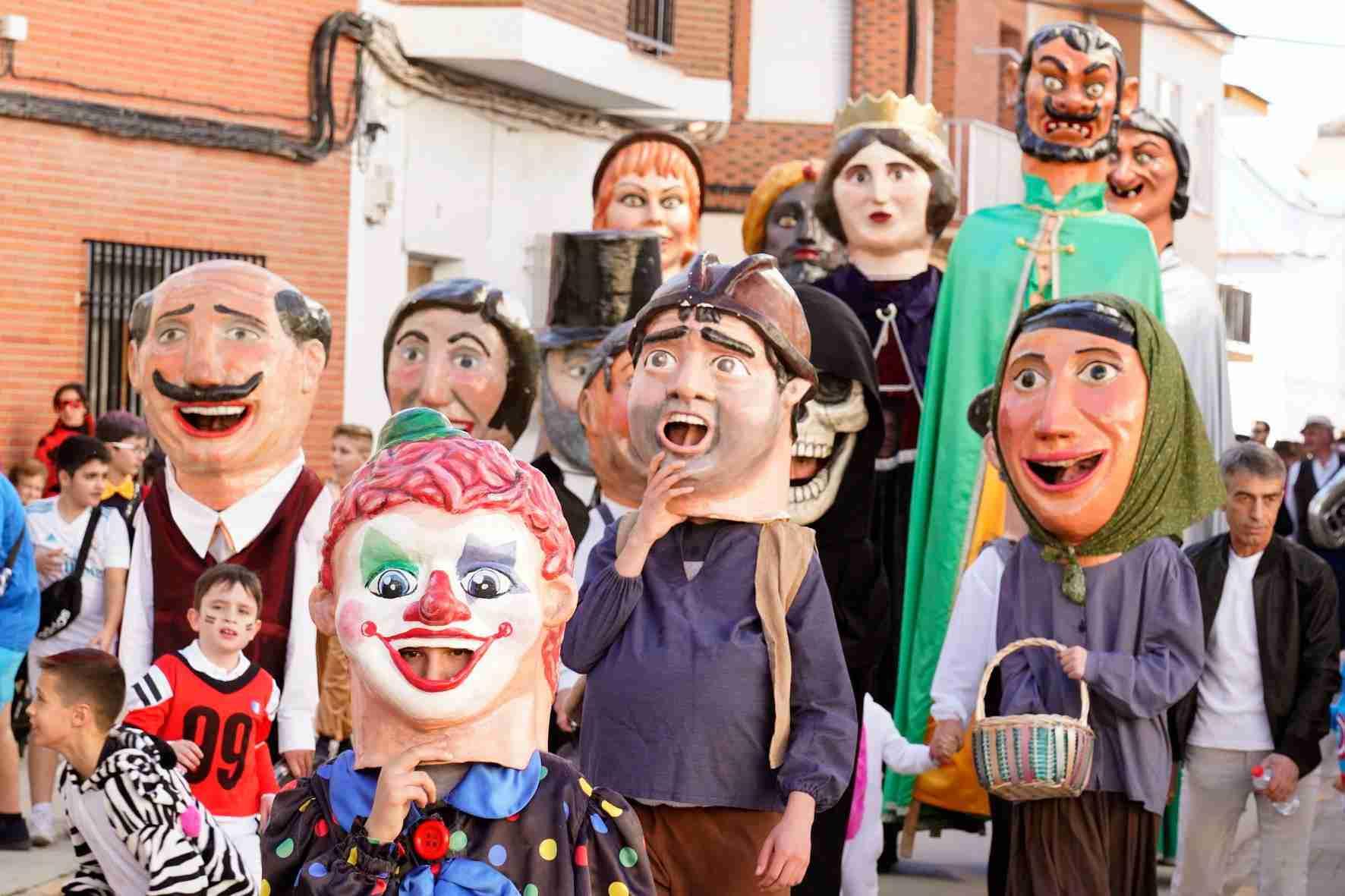 Pasacalles del Carnaval de Herencia 2020 38