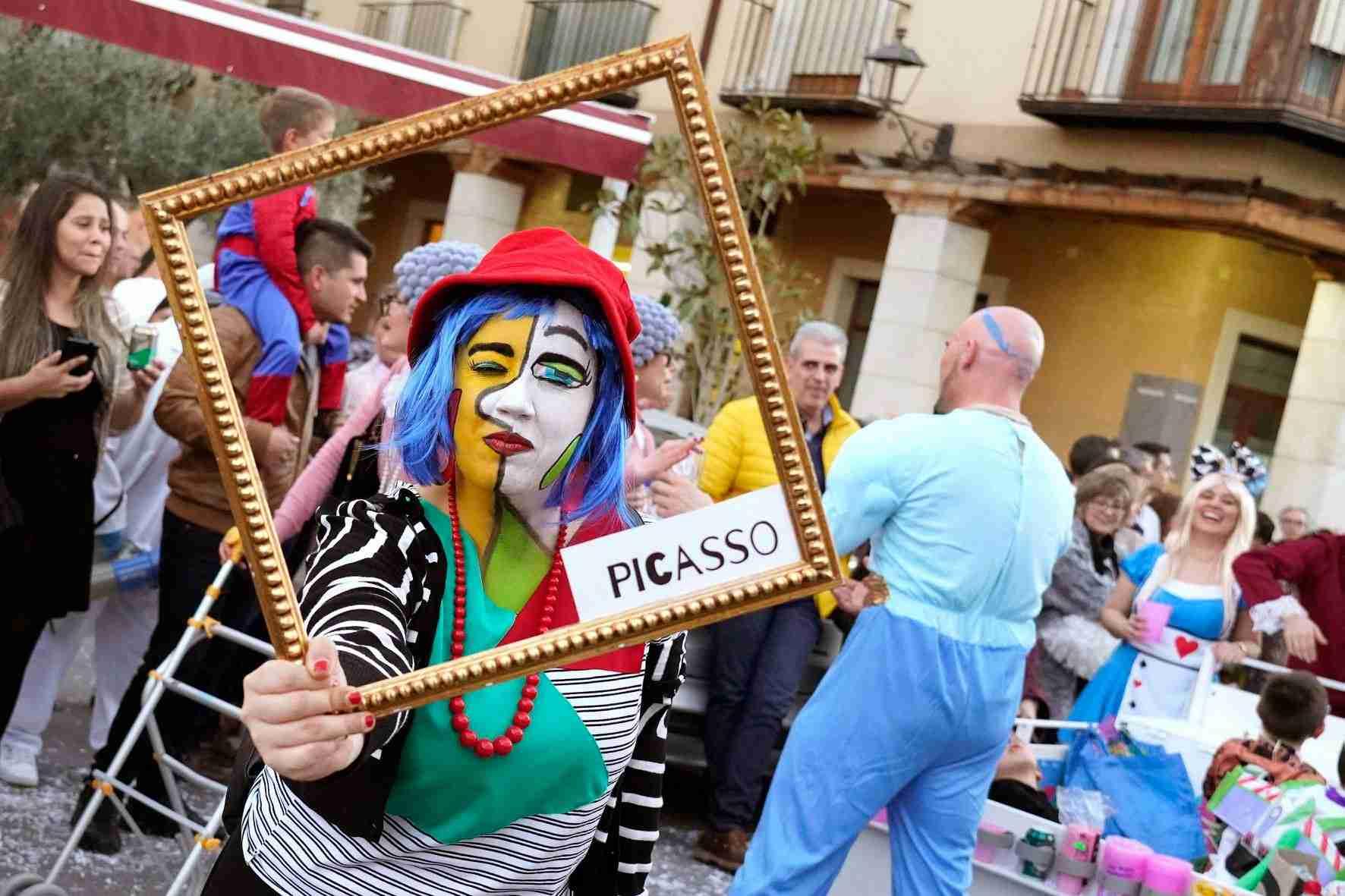 Pasacalles del Carnaval de Herencia 2020 39