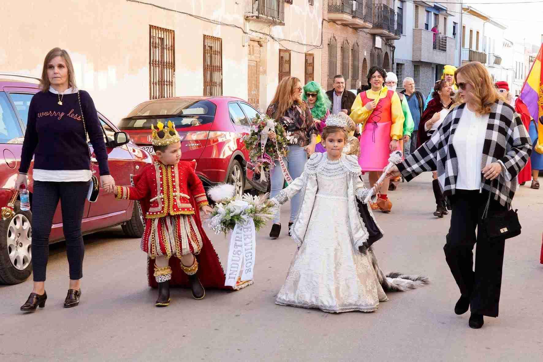 Pasacalles del Carnaval de Herencia 2020 41