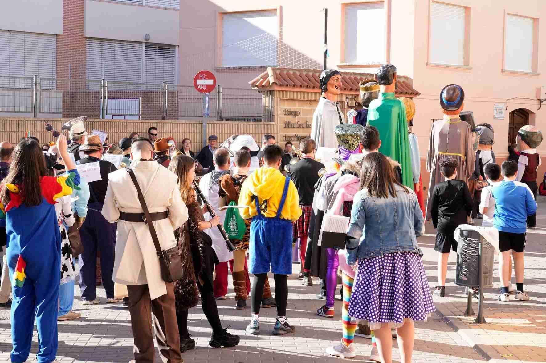 Pasacalles del Carnaval de Herencia 2020 44