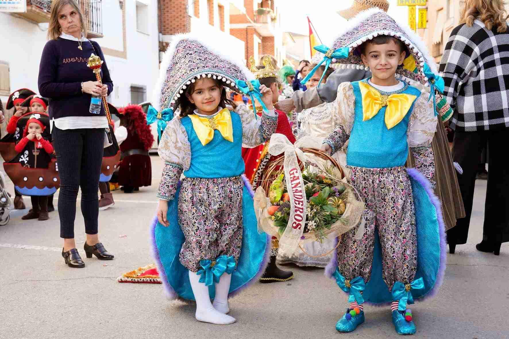 Pasacalles del Carnaval de Herencia 2020 46