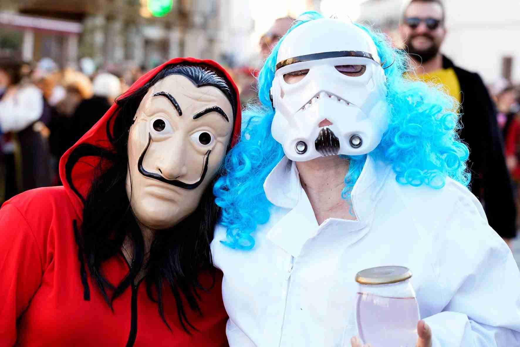 Pasacalles del Carnaval de Herencia 2020 47