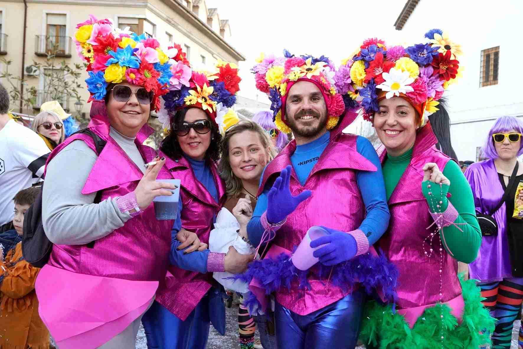 Pasacalles del Carnaval de Herencia 2020 48