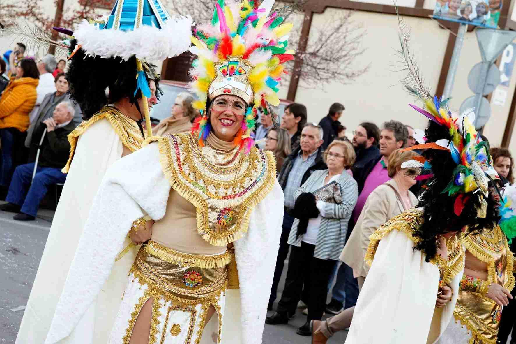 Pasacalles del Carnaval de Herencia 2020 30