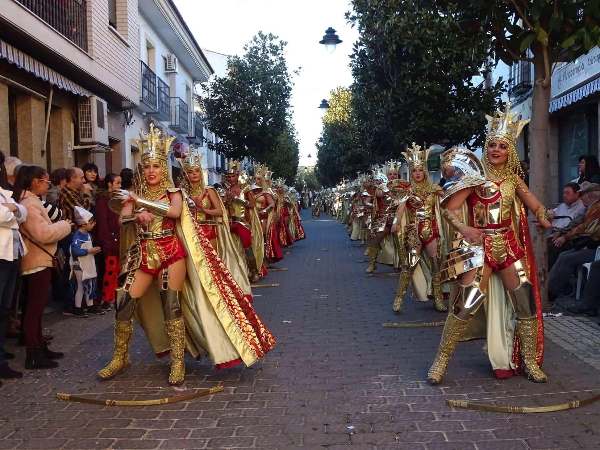 El colorido, el ingenio y el humor, protagonistas del carnaval en Torralba de Calatrava 8