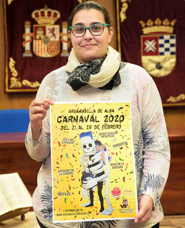 carnaval de argamasilla del alba 2020