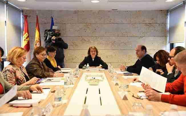 El Gobierno de Castilla-La Mancha comenzó la consulta pública sobre el decreto del Concierto Social incluido en la Ley del Tercer Sector 1