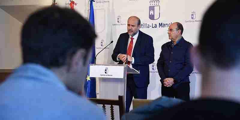 El Gobierno regional firmará la semana próxima en Brihuega (Guadalajara) el Pacto contra la Despoblación en Castilla-La Mancha 1