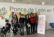 directora de inclusion educativa visito dos centros de educacion especial