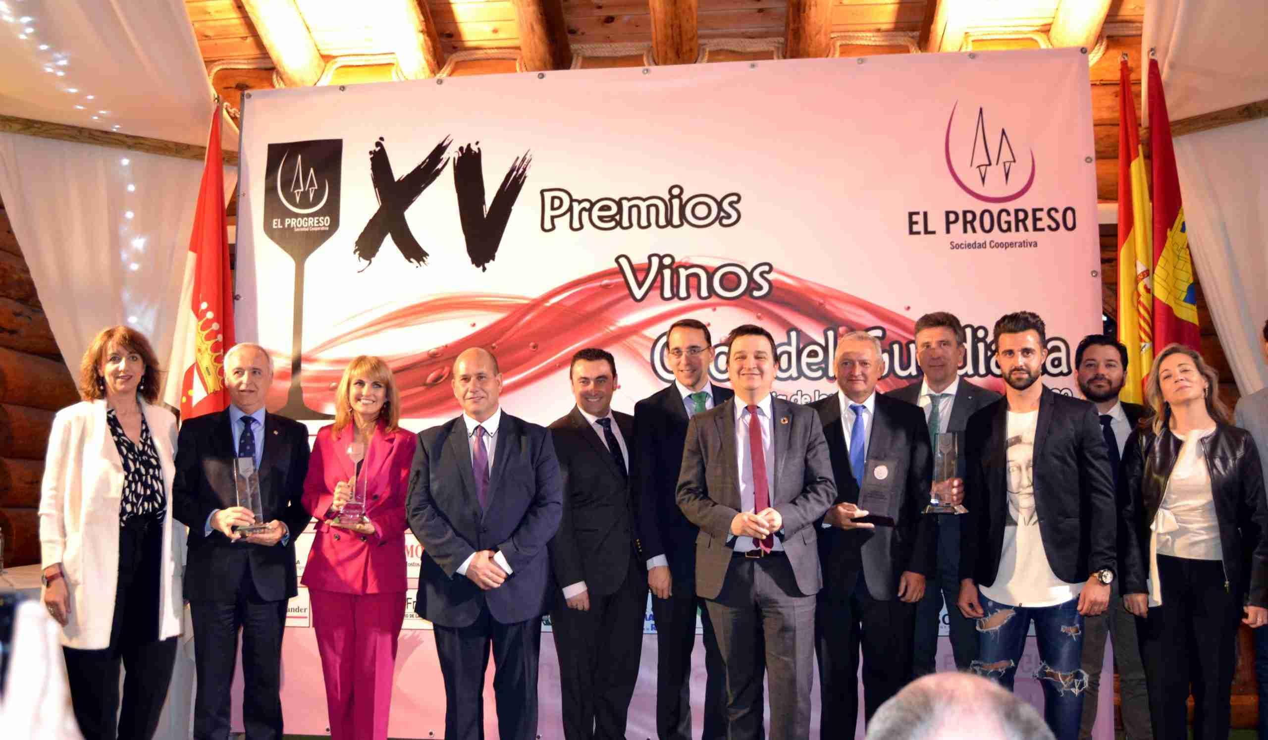 """Éxito de los 15 Premios """"Vinos Ojos del Guadiana"""" de El Progreso con la solidaridad, la cultura y el cooperativismo como protagonistas 20"""