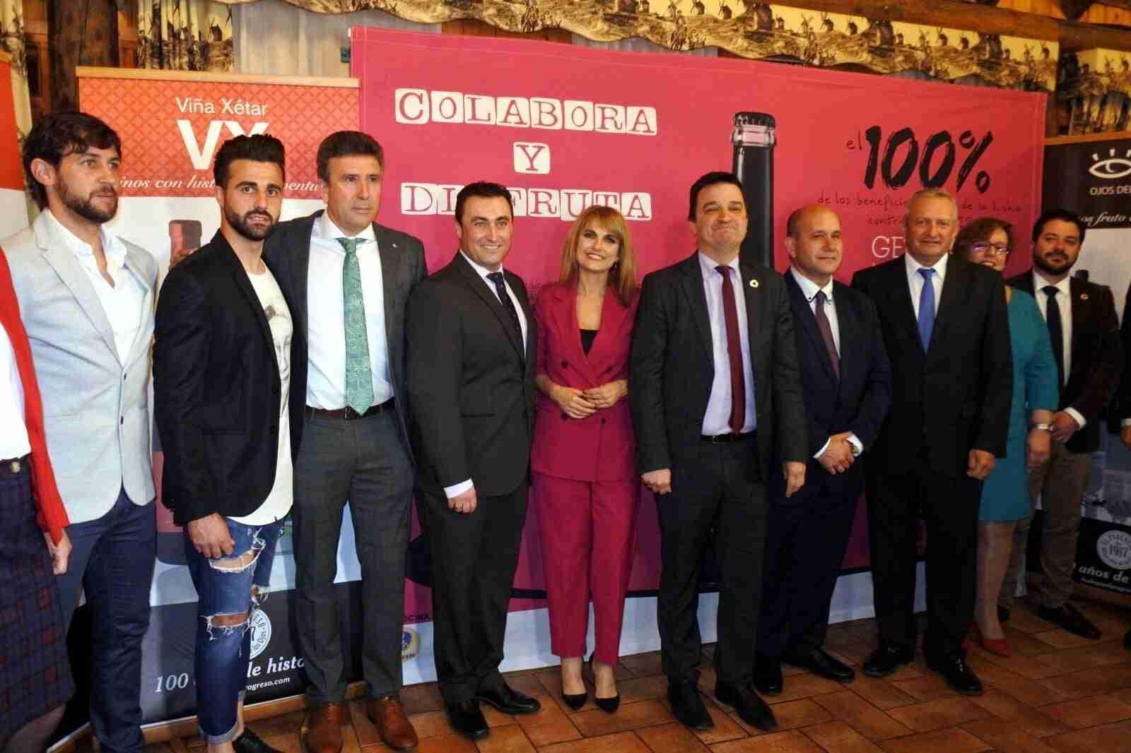 """Éxito de los 15 Premios """"Vinos Ojos del Guadiana"""" de El Progreso con la solidaridad, la cultura y el cooperativismo como protagonistas 21"""