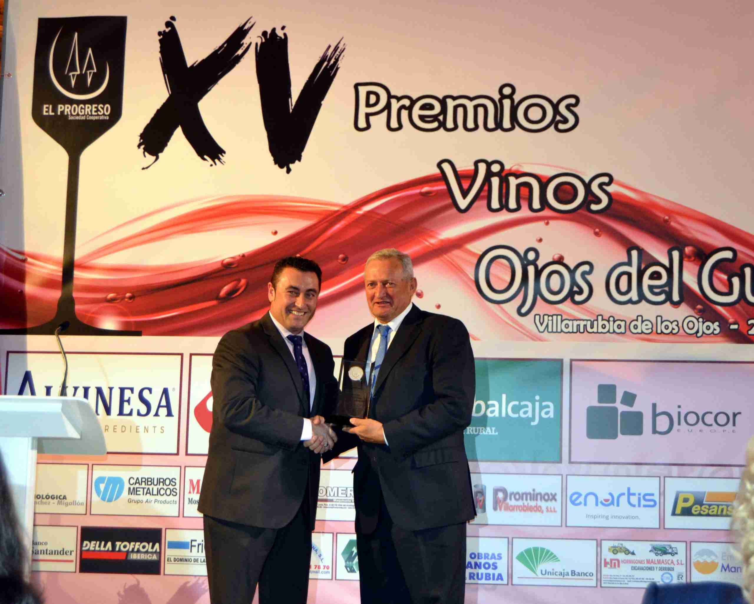 """Éxito de los 15 Premios """"Vinos Ojos del Guadiana"""" de El Progreso con la solidaridad, la cultura y el cooperativismo como protagonistas 22"""