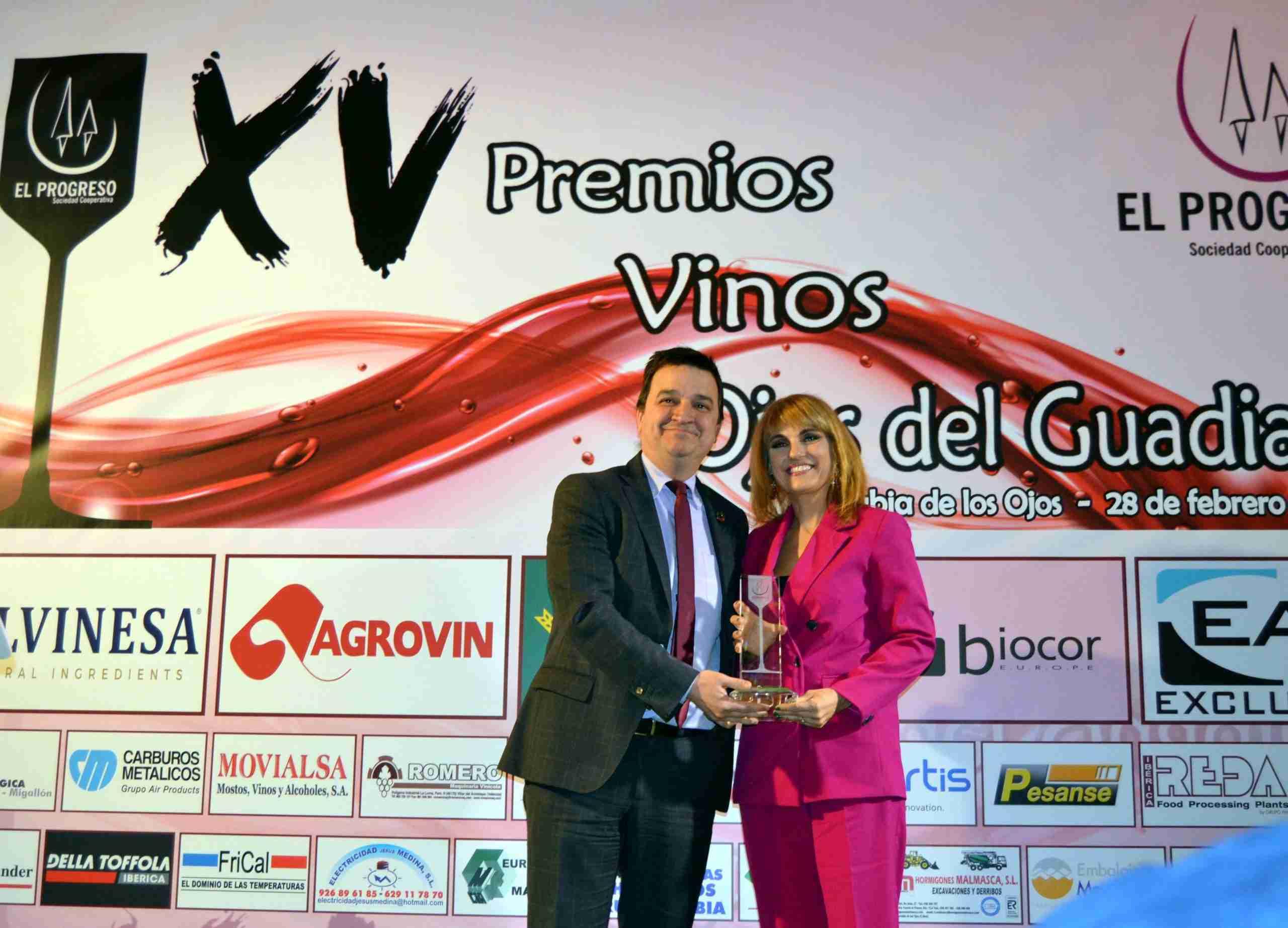 """Éxito de los 15 Premios """"Vinos Ojos del Guadiana"""" de El Progreso con la solidaridad, la cultura y el cooperativismo como protagonistas 23"""