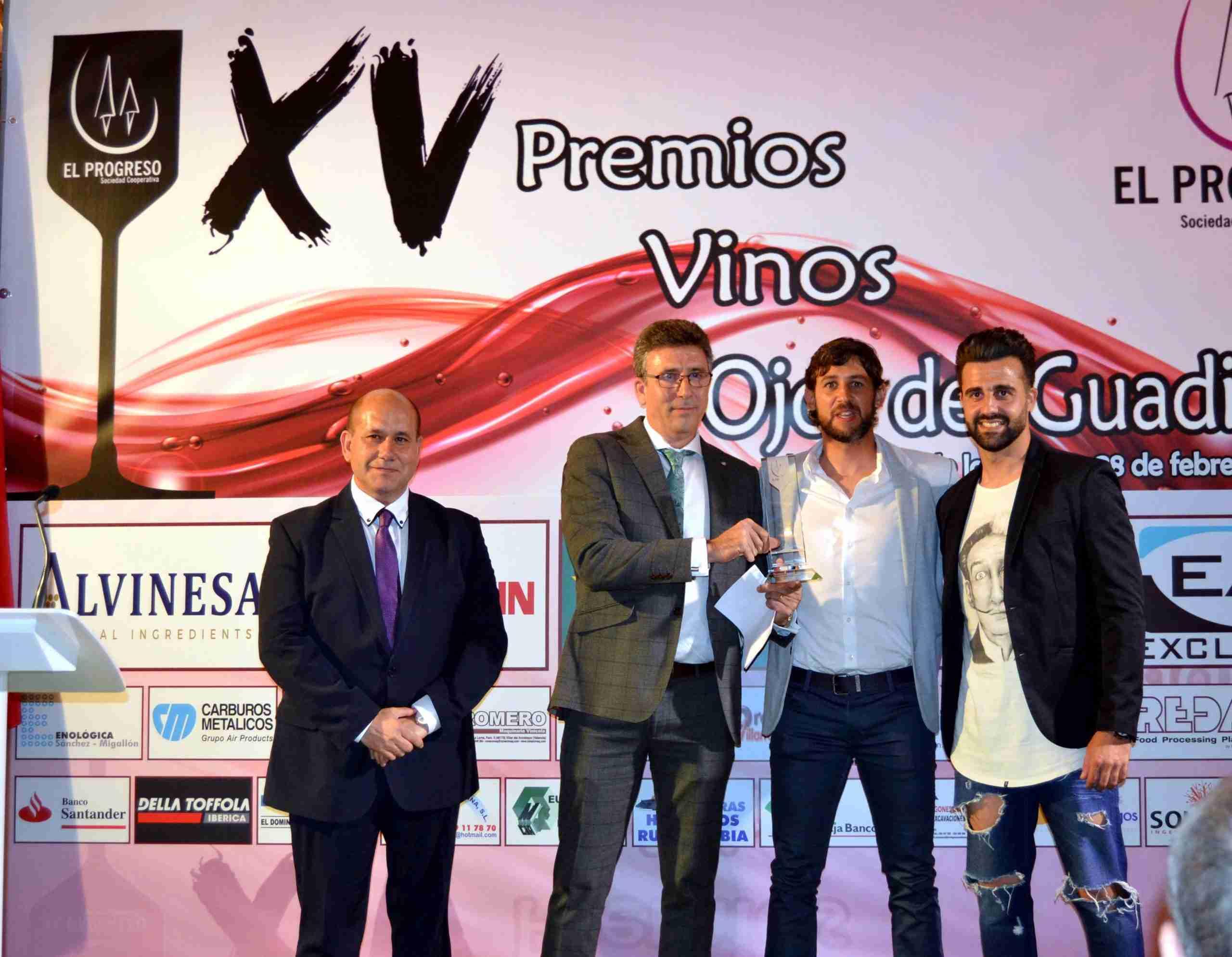 """Éxito de los 15 Premios """"Vinos Ojos del Guadiana"""" de El Progreso con la solidaridad, la cultura y el cooperativismo como protagonistas 24"""