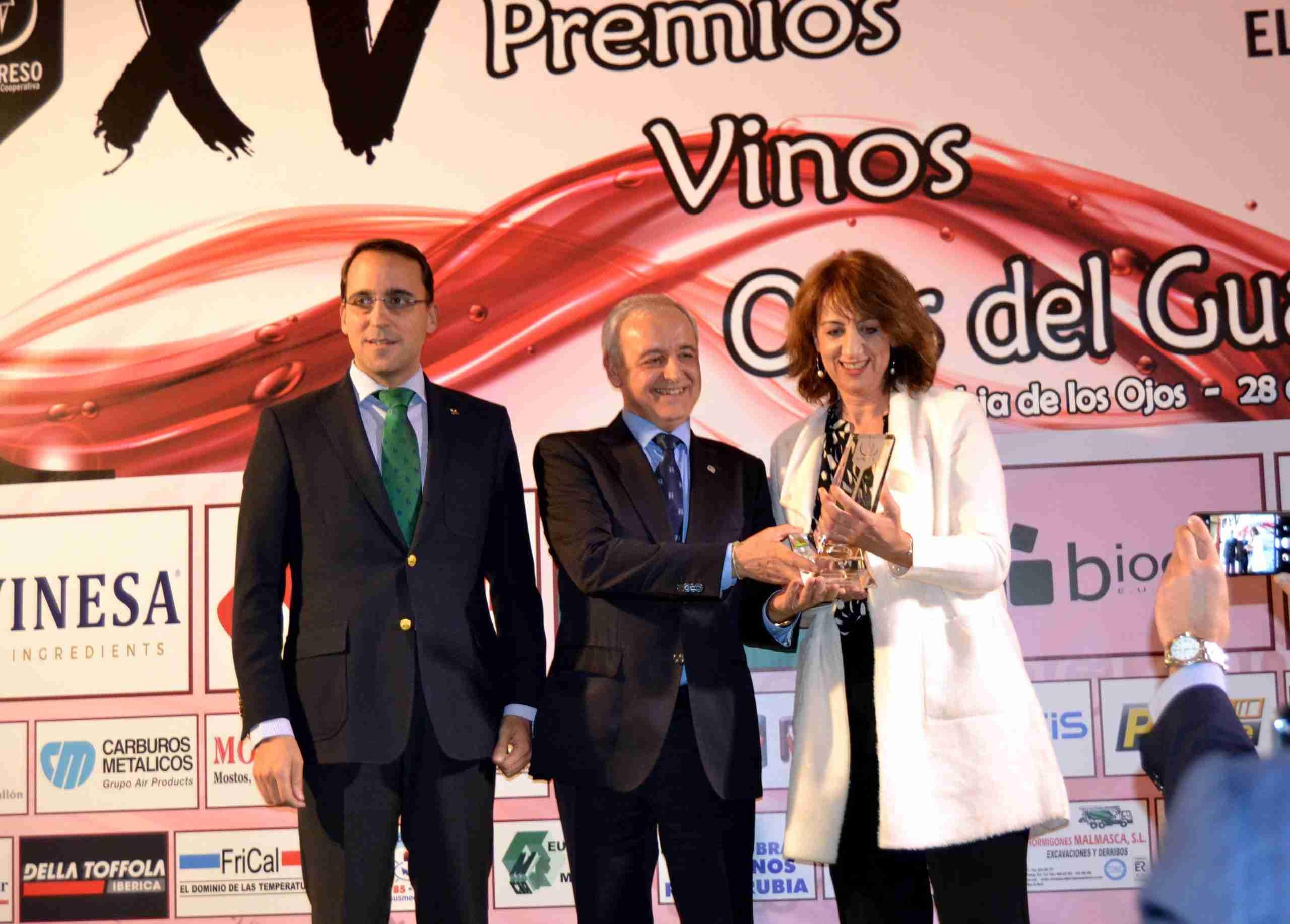 """Éxito de los 15 Premios """"Vinos Ojos del Guadiana"""" de El Progreso con la solidaridad, la cultura y el cooperativismo como protagonistas 25"""