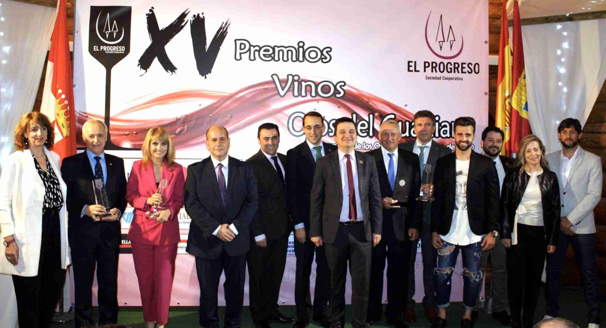 """Éxito de los 15 Premios """"Vinos Ojos del Guadiana"""" de El Progreso con la solidaridad, la cultura y el cooperativismo como protagonistas 26"""
