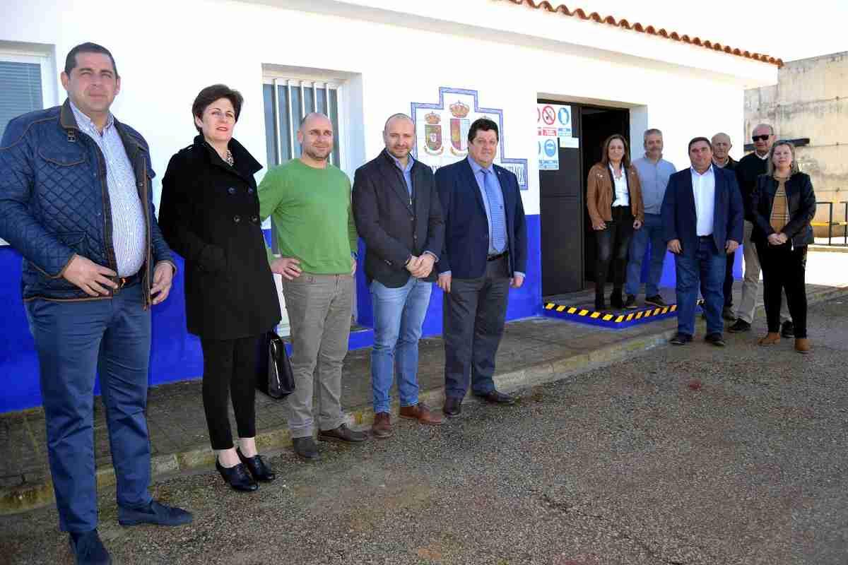 Notables mejoras en la potabilizadora de Castellar de Santiago y Torrenueva 12