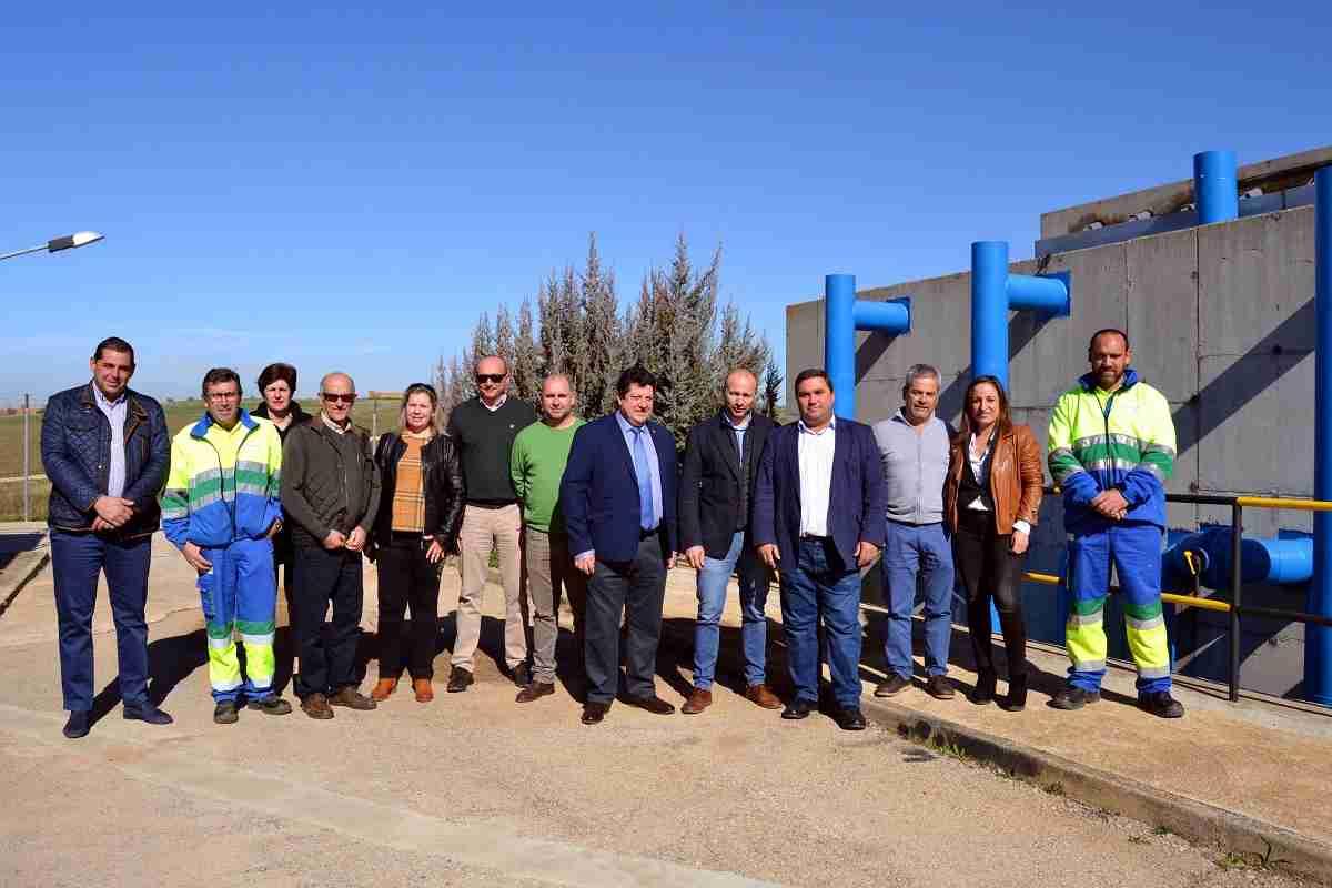 Notables mejoras en la potabilizadora de Castellar de Santiago y Torrenueva 13