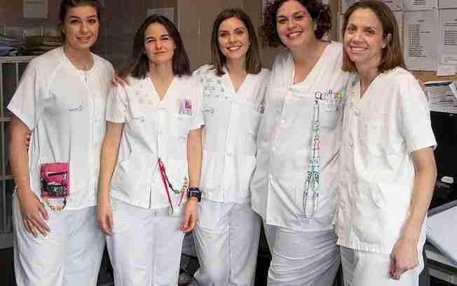 La Gerencia de Atención Integrada de Guadalajara fomenta la formación del personal de Enfermería mediante videotutoriales sobre equipos específicos 1