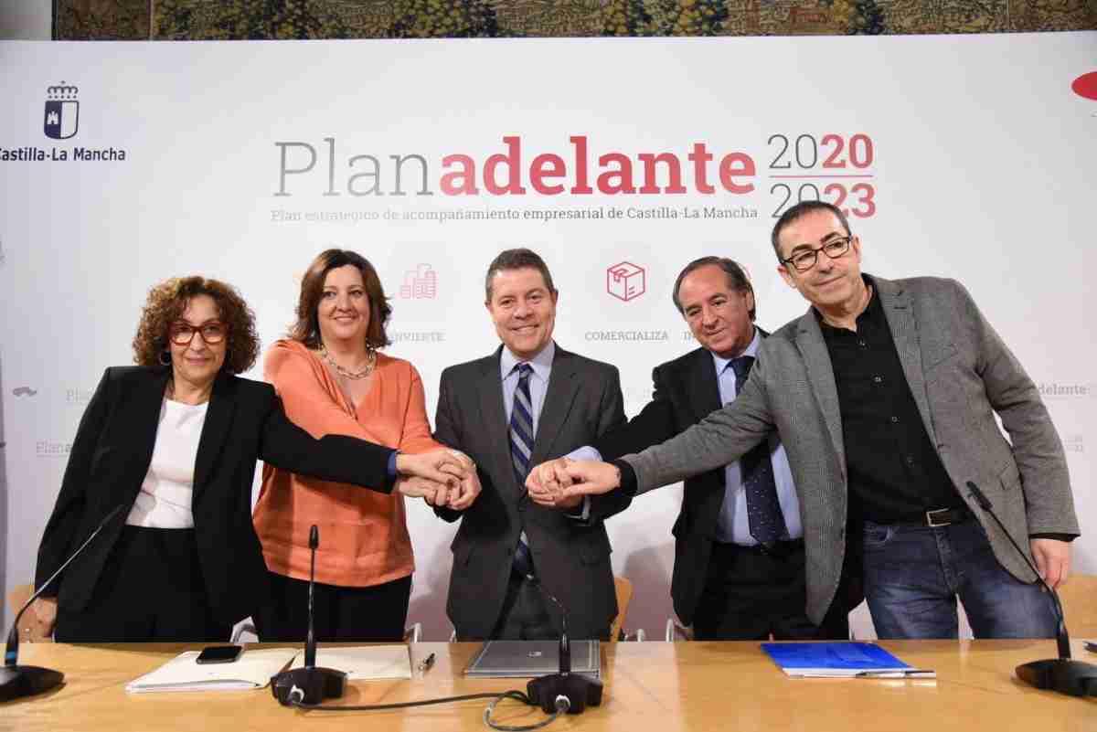 firman plan adelante 2020 2023